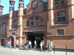 Gdański sklep można znaleźć na placu Dominikańskim.