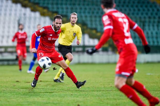 Marco Paixao wiosną nadal ma być snajperem numer jeden w Lechii. Portugalczykowi do obowiązku strzelania bramek dojdzie opieka and młodszymi kolegami.