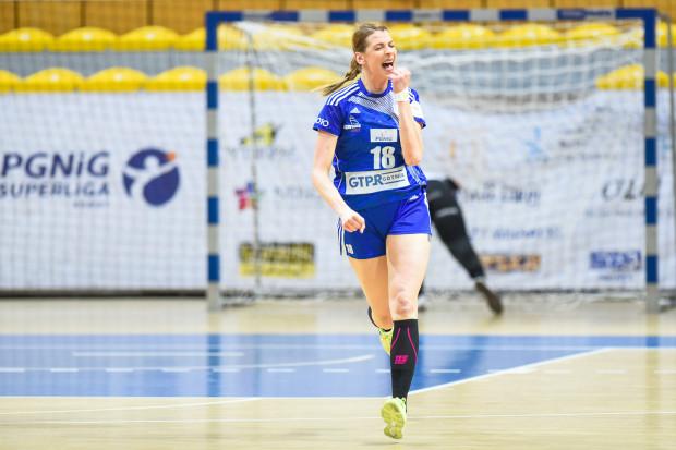 Aleksandra Zych (na zdjęciu) i jej koleżanki z GTPR miały dość ostatnich porażek i dały temu wyraz w Szczecinie. Rozgrywająca nie odpuszczała rywalkom nawet, gdy wynik był przesądzony i w 57. minucie otrzymała trzecią karę.