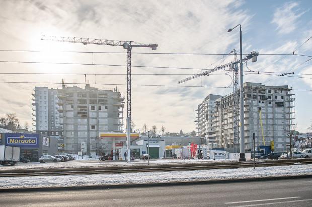 Opóźnienie na budowie osiedla Morenova dotyczy budynków R2 i R3.
