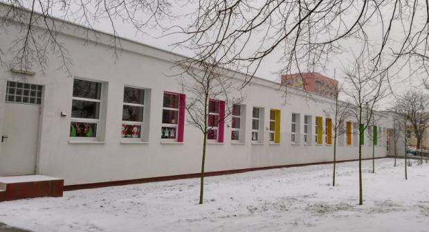 Nowy budynek stanie obok istniejącej filii żłobka na Witominie.