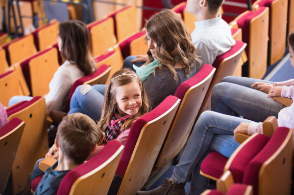 W weekend zapraszamy do teatrów na spektakle i warsztaty, nie brakuje też innych wydarzeń.