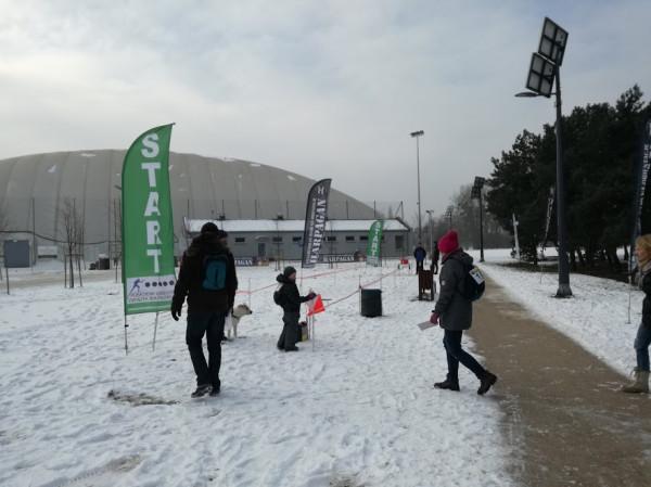 Impreza na orientację to świetny sposób na aktywność fizyczną także zimą.