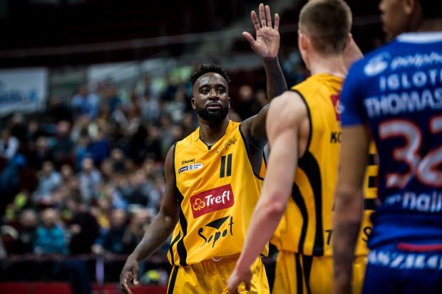 Obie Trotter, były reprezentant Węgier, skupia się już tylko na karierze klubowej. W tym sezonie razem z Treflem chce wystąpić w fazie play-off.