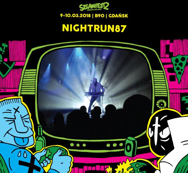 Premiera nowego albumu Nightrun87 będzie jedną z atrakcji tegorocznego SzlamFestu.