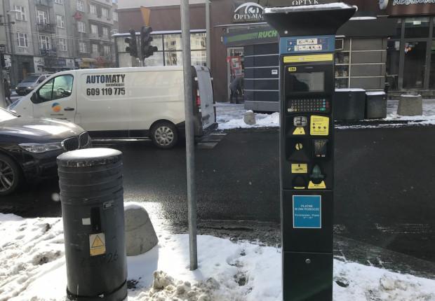 Parkomaty w Gdyni zyskały funkcję płatności kartą we wrześniu ubiegłego roku.