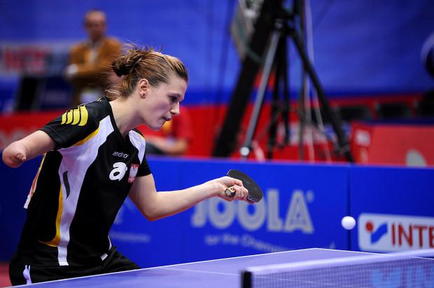 Natalia Partyka rozpoczęła rywalizację o czwarty w karierze medal w drużynowych mistrzostwach Europy. W 2009 roku wraz z koleżankami z reprezentacji Polski zdobyła srebro, a w 2010 i 2014 roku brąz.