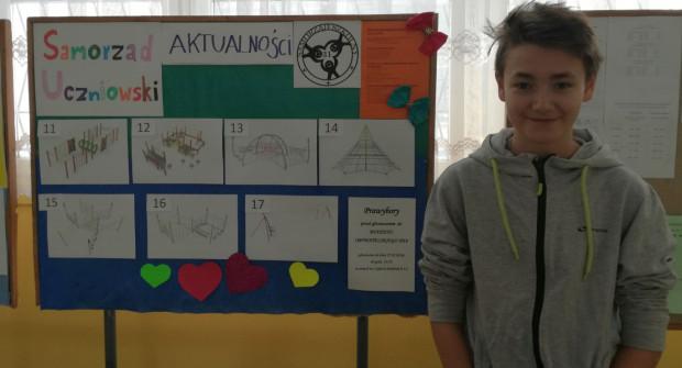 Dzięki determinacji 11-letniego Stasia Koryckiego w prawyborach projektów do gdyńskiego BO wzięło udział ponad 420 uczniów Szkoły Podstawowej nr 31 w Cisowej.