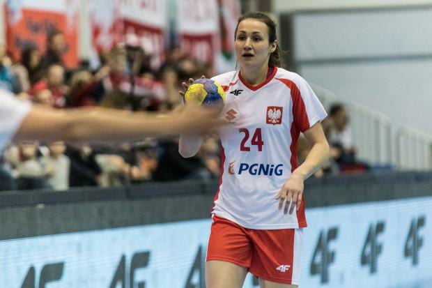 Joanna Kozłowska jest jedną z czterech zawodniczek GTPR, które 21 marca mogą wystąpić w Gdyni w meczu z Czarnogórą