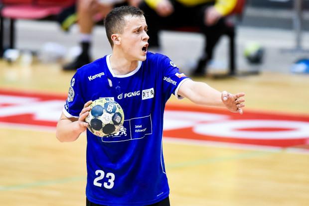 Adrian Kondratiuk otrzymał powołanie do reprezentacji Polski, a w meczu z Piotrkowianinem był jednym z najskuteczniejszych graczy Wybrzeża Gdańsk