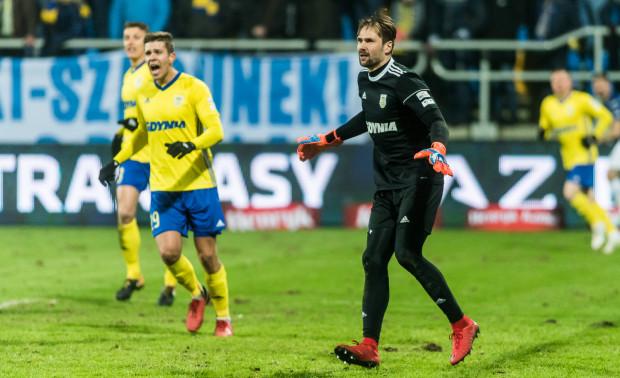 Pavels Steinbors gra w Arce Gdynia drugi sezon występów. Dotychczas zaliczył 46 oficjalnych meczów.