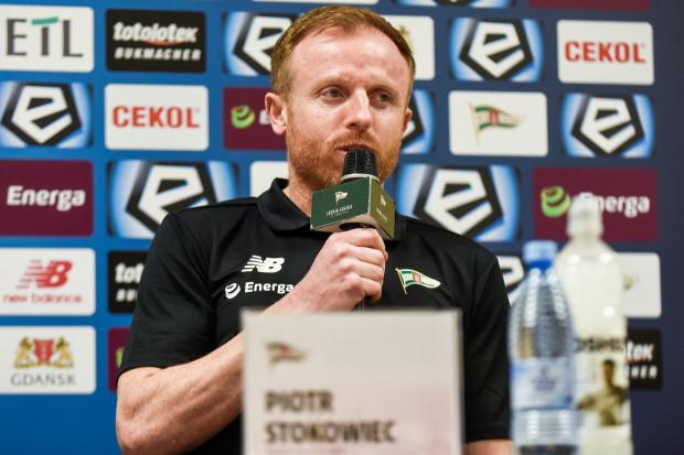 Piotr Stokowiec ma do zrealizowania w Lechii Gdańsk cele krótko- i długofalowe. Te pierwsze sprowadzają się do utrzymania klubu w ekstraklasie.