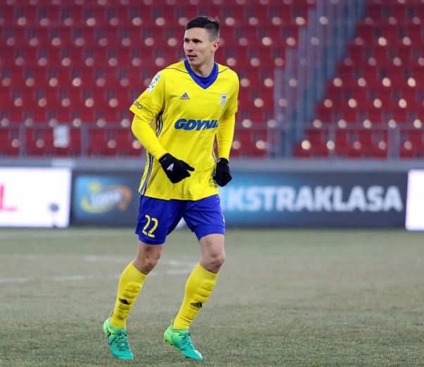 Maciej Jankowski liczy, że Arka Gdynia będzie stwarzała więcej sytuacji podbramkowych niż w meczu, w którym debiutował w żółto-niebieskich barwach.