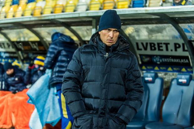 Leszek Ojrzyński szuka nowych rozwiązań w ofensywie, dlatego tuż po zakontraktowaniu wpuszczał na boisko Krzysztofa Janusa oraz Macieja Jankowskiego.