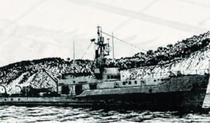 Po powrocie ze Szwecji Żurawia przebudowano i przemianowano na ORP Kompas.