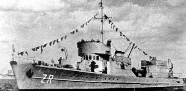 Część załogi ORP Żuraw zdecydowała się na ucieczkę do Szwecji. Ci, którzy wrócili do Polski, trafili na wiele lat do więzienia.
