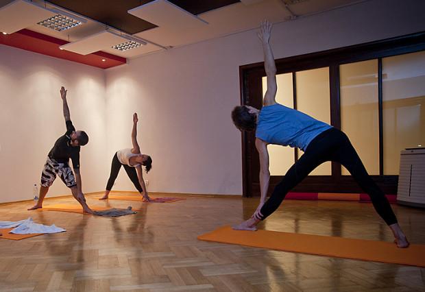 - Joga ma wspaniały wpływ na ciało i ducha, sprzyja zdrowiu i długowieczności - zapewnia Iwona Guzowska.