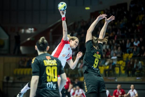 Sylwia Lisewska rzuciła dla Polski 5 bramek.