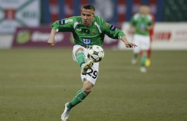 Marcin Kaczmarek w Lechii może grać już tylko w rezerwach.