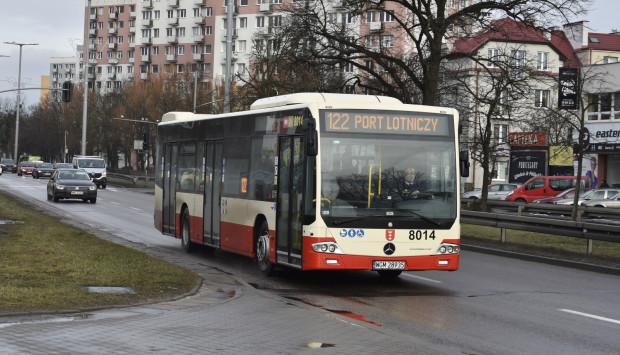Także w Gdańsku trzeba się spodziewać mniejszej liczby kursów.