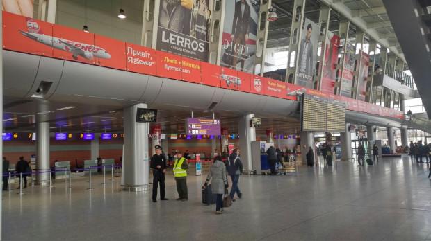 Lwów dysponuje nowoczesnym portem lotniczym, który oddano do użytku przed turniejem Euro 2012.