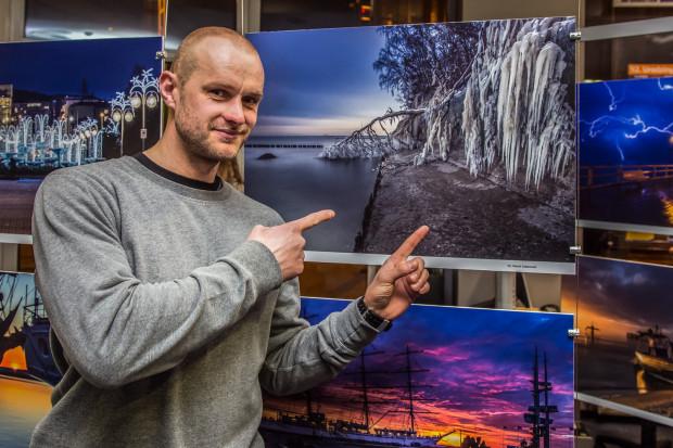 Zdjęcia Marka Sałatowskiego znalazły się ponownie na wystawie w Gdyni.