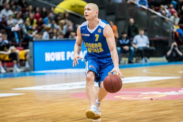 25 punktów Krzysztofa Szubargi nie pomogło gdynianom.