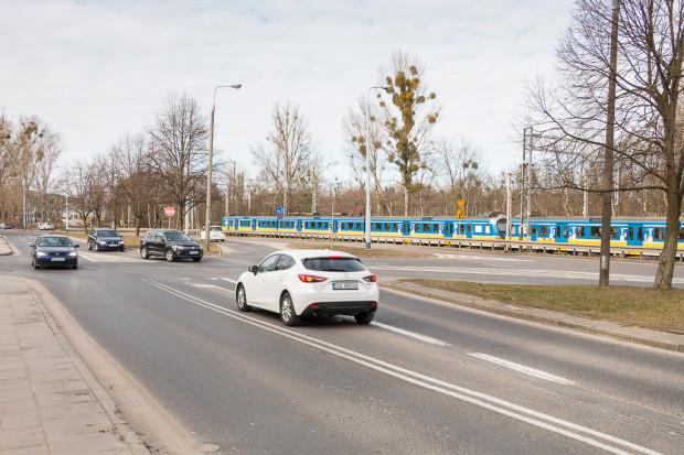 Skrzyżowanie Wejherowska-Kraszewskiego, które zostanie przebudowane na rondo.