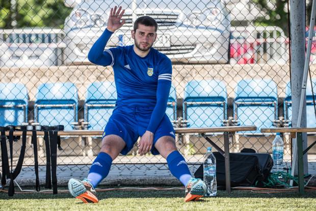 Luka Zarandia strzelił w Arce Gdynia 3 gole, wszystkie w Pucharze Polski. Poprzednie były na wagę wygranych dogrywek. Ten z Kielc daje nadzieje na finał.