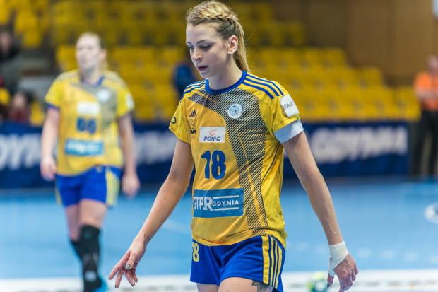 Aleksandra Zych została zawieszona przez GTPR do końca sezonu. Wszystko wskazuje więc na to, że gdyńscy kibice już nie obejrzą jej w żółto-niebieskich barwach.
