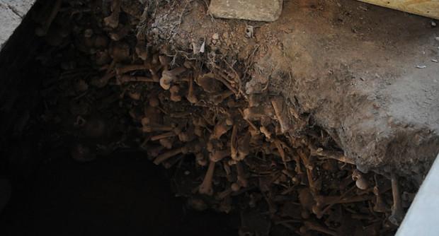 Podczas prac archeologicznych natrafiono na szczątki kilku tysięcy gdańszczan.