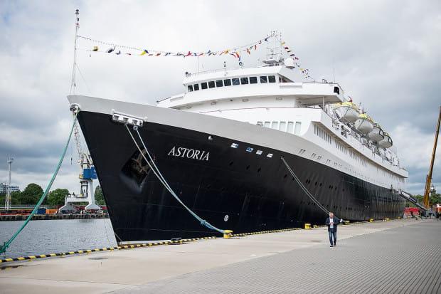 """""""Astoria"""" została zwodowana w1948 roku."""
