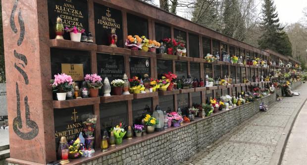 Na Cmentarzu Witomińskim w Gdyni powstanie kolejna ściana urnowa.