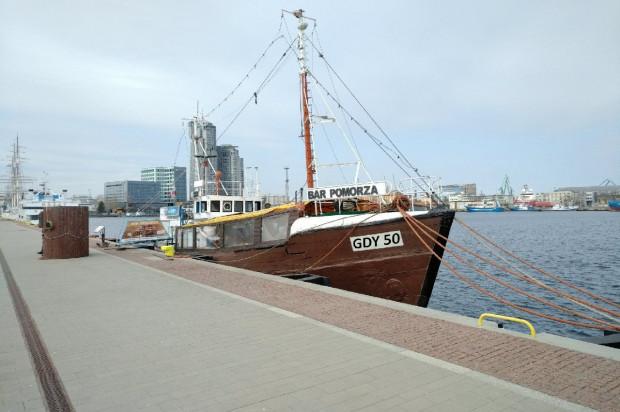 """""""Bar Pomorza"""" był stałym elementem nadmorskiej części Gdyni."""