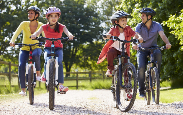 Tegoroczna majówka to wspaniały czas na aktywny wypoczynek, m.in. na rowerze