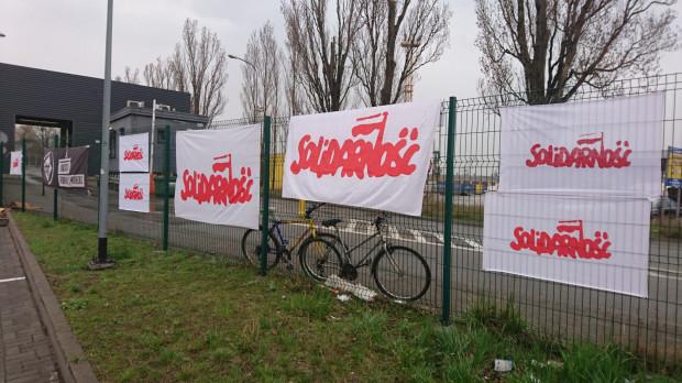 Powodem konfliktu w OT Port Gdynia ma być wypowiedzenie przez pracodawcę Zakładowego Układu Zbiorowego Pracy.