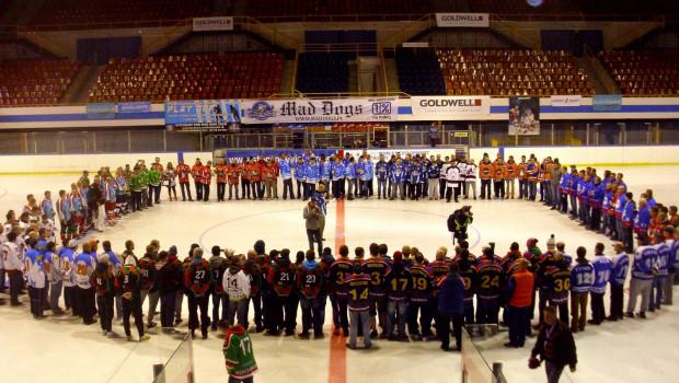 Przed trzema laty trójmiejskie zespoły o medale mistrzostw Polski amatorów rywalizowały w gdańskiej hali Olivia. Teraz turniej odbędzie się w Oświęcimiu.