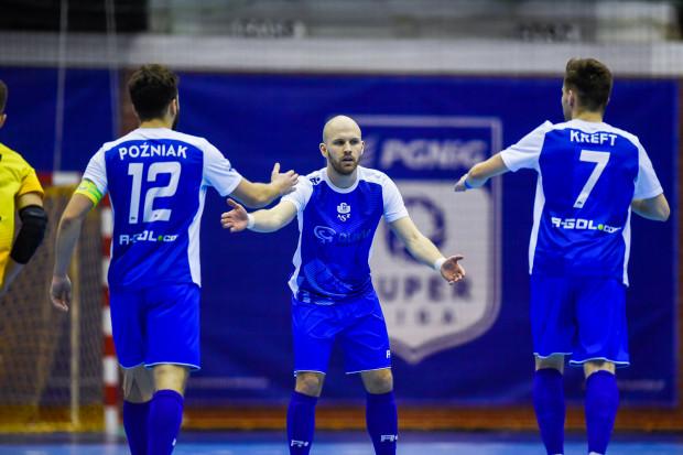Futsaliści AZS UG zakończyli sezon zasadniczy ekstraklasy na dziewiątym miejscu. Politechnika w I lidze finiszowała o dwie pozycje niżej i opuści ten poziom rozgrywkowy.