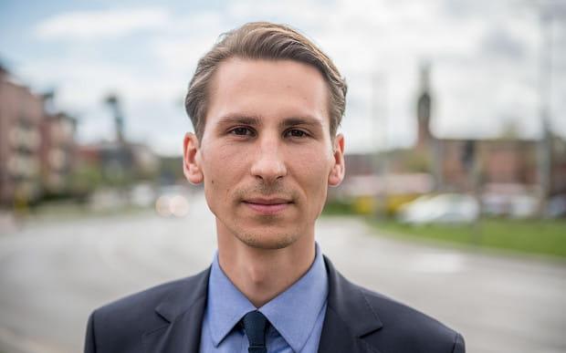 Kacper Płażyński jest kandydatem Prawa i Sprawiedliwości na prezydenta Gdańska.