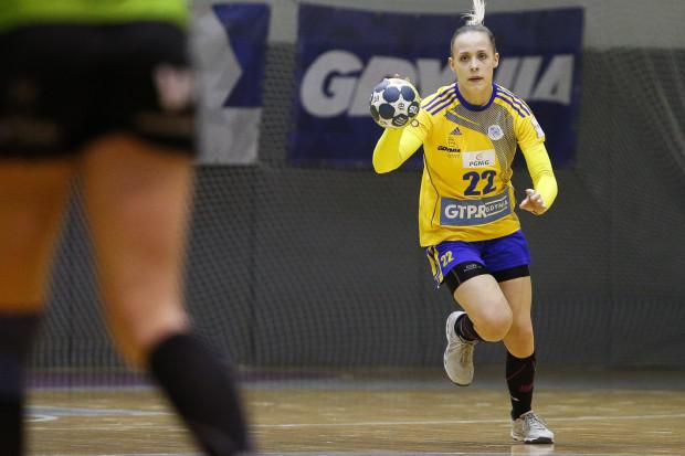 King Gutkowska była najskuteczniejszą zawodniczką GTPR w meczu w Koszalinie.