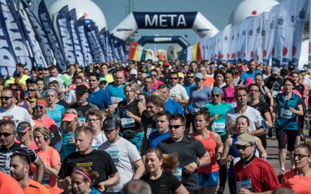 Do udziału w biegu głównym zgłosiło się już prawie 3 tysiące uczestników.