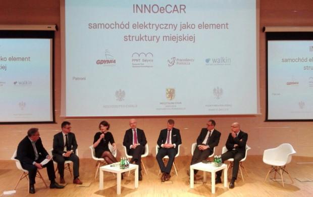 Przed nami II konferencja INNOeCAR. Tematem przewodnim kilkugodzinnego wydarzenia będzie elektromobilność na terenie województwa pomorskiego.