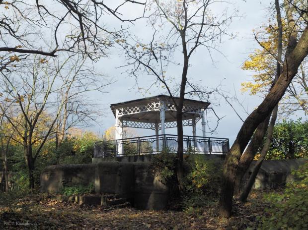 Do remontu nadaje się i też jest przewidziana altana w parku.