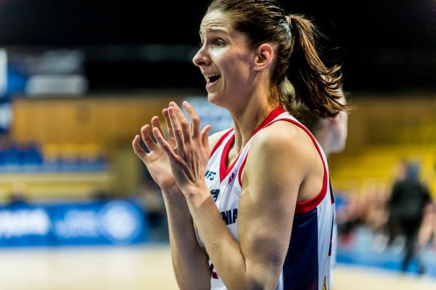 Na zakończenie przygody z Basketem 90 Gdynia Kristine Vitola została Ligowcem Kwietnia w Trójmieście.