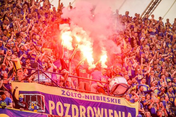 Surowe kary PZPN dla Arki Gdynia. 200 tys. złotych grzywny, zakazy wyjazdowe oraz pusty stadion przy ul. Olimpijskiej w kolejnej edycji Pucharu Polski.