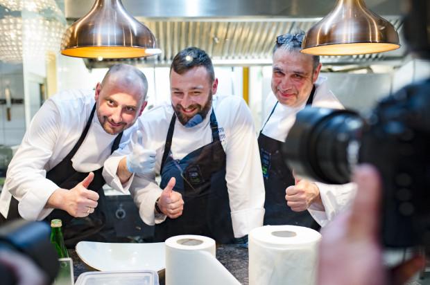 Zespół szefów kuchni.
