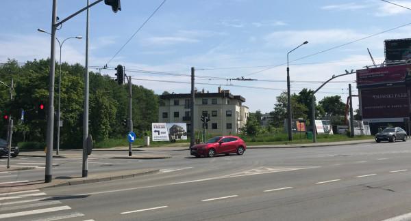 Nowa zabudowa zajmie teren przy skrzyżowaniu ulic Powstania Styczniowego i al. Zwycięstwa