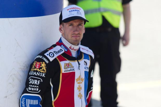 Anders Thomsen pokazał, że zależy mu na wyniku Zdunek Wybrzeża Gdańsk.