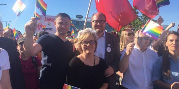 Podobnie, jak w ubiegłym roku, prezydent Adamowicz weźmie udział w sobotnim marszu.