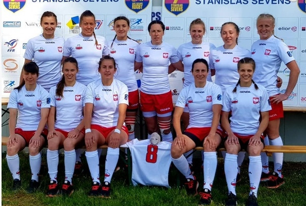 Reprezentantki Polski na turniej we Francji